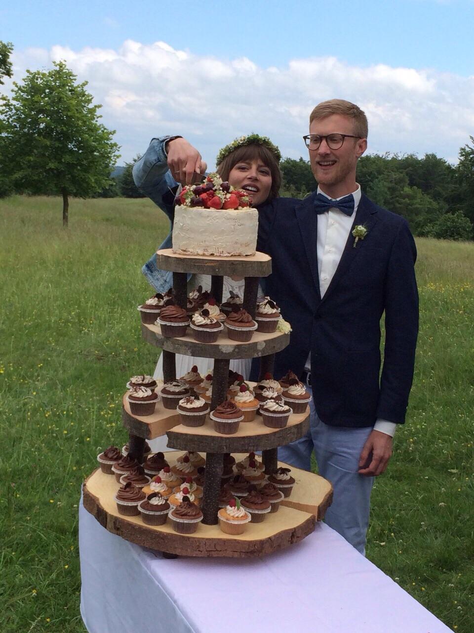 Hochzeitstorte Tortenspitze